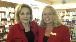 Ita Buttrose and Yvonne Campbell