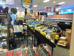 Rockaway Records moving to Carindale