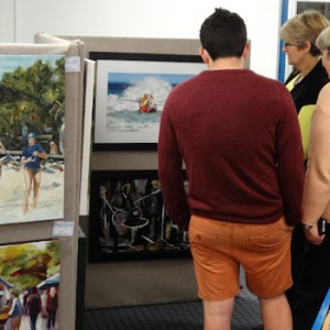 Belmont Art Show