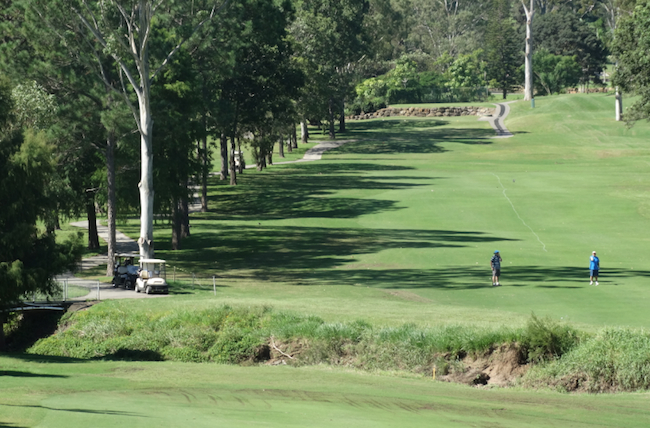 Pacific Golf Club Carindale