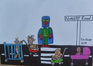 Nursery Road artwork