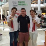 Westfield Carindale welcomes Olympians for Choose Wellness campaign