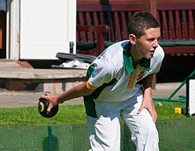 junior bowler
