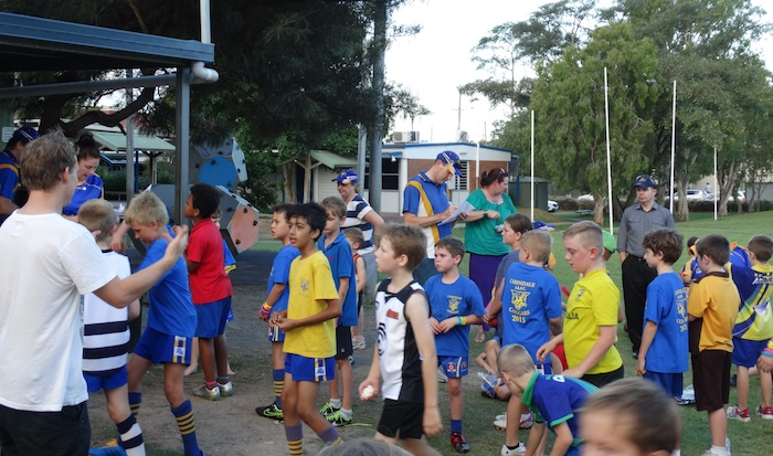 Carindale Cougars