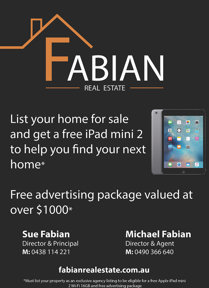 Free Advertising & iPad