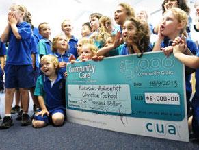 CUA Community Care